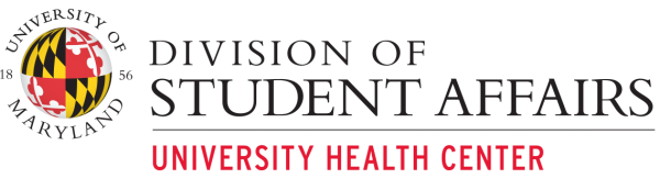 Student Affairs University Health Center Logo